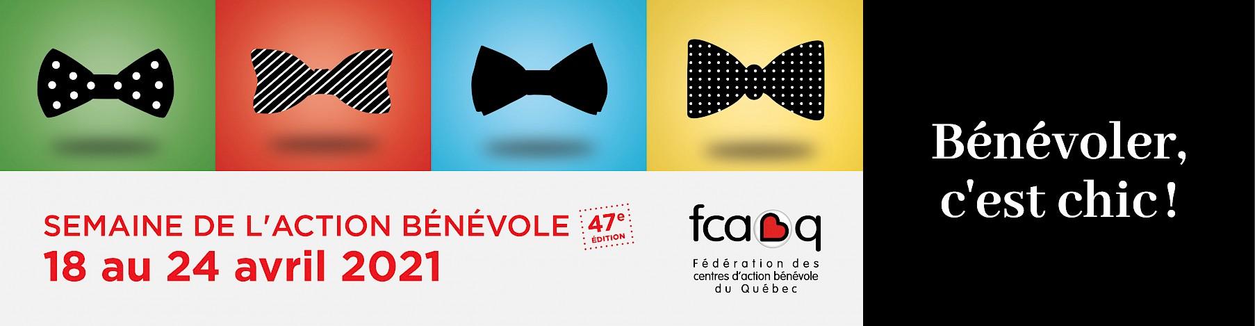 Semaine de l'action bénévole 2021, Sport et loisir de l'île de Montréal